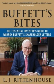 Win a copy of Buffett's Bites