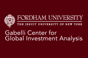 L.J. Rittenhouse Speaking at Fordham's Gabelli Center for Global Investment Analysis – January 15, 2014